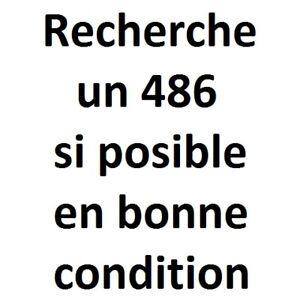 recherche 486