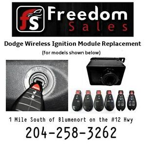 Dodge Wireless Ignition Module Replacement 2008 2009 2010 2011+