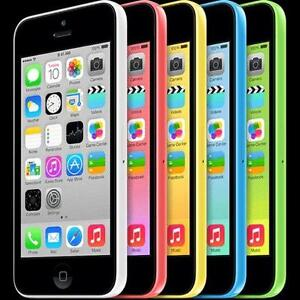 Apple iPhone 5C 8GB Bell Virgin Telus Koodo Rogers LTE MIX Colours A1532 30 Days Warranty