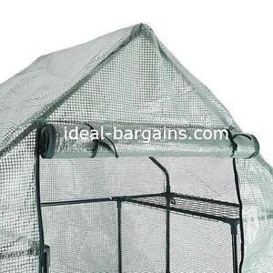 Greenhouse - c/w 6 shelves - Free shipping