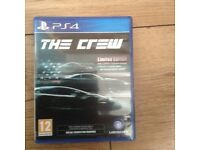 The crew ps4 limited edition