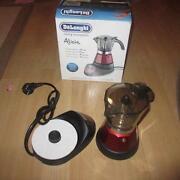 Elektrische Espressomaschine