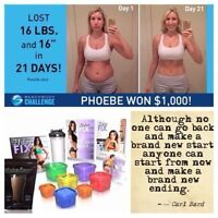 Get Shakeology for $86 when buying a training package