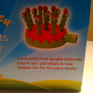 New Sunny Patch Grub Scouts Sprinkler Cambridge Kitchener Area image 4