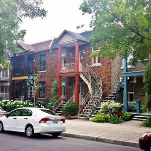 Villeray - Liste des Duplex et Triplex disponibles 610 000$ et -