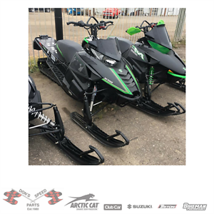 PRE-OWNED ARCTIC CAT M1100 TURBO 162 SP 50TH @ DON'S SPEED PARTS