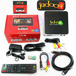JADOO 4 $ 199,95 BTV BOX $ 249,95 SHAVA TV PLUS @ my electronics
