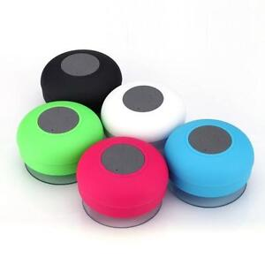 Bluetooth Waterproof Speaker w/ Microphone Edmonton Edmonton Area image 2