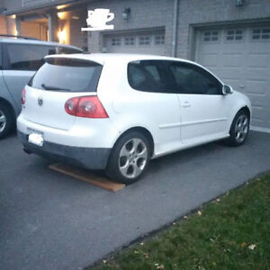 2007 Volkswagen VW Golf GTI Coupe (2 door) with Timing Issue