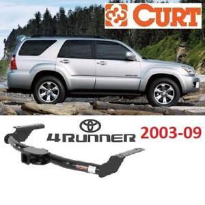 NEW* CURT CLASS 3 TRAILER HITCH 13445 212982880 LEXUS GX470 TOYOTA 4RUNNER AUTO 2003-09