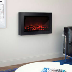 CorLiving Electric Fireplace Insert 2 Models to Choose