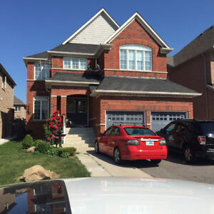 Detached on 44x100ft Lot 4Br 4Wr +2 bedroom basement with Sep E