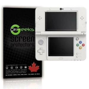 CitiGeeks?? Nintendo 3DS XL High Definition (HD) [Ultra Clear] Sc
