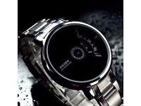 Luxury New Full Stainless Steel Quartz Watch