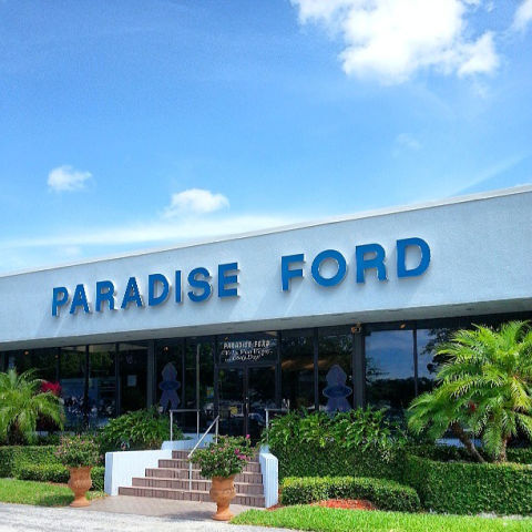 Paradise Ford Parts