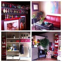 Tanning Salon Spa - Sherwood Park For Sale by Owner