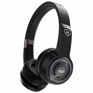 Monster Elements On-Ear Sound Isolating Wireless Headphones NEW
