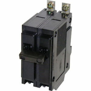 Eaton Type QBH 40 Amp Double-Pole Circuit Breaker[new]