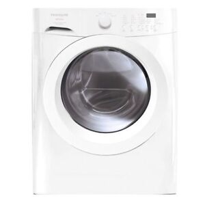 Washer and Dryer front load