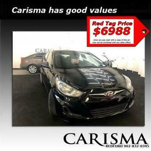 Loaded Hatchback~'13 Accent GL Auto A/C Heated Seats New Winters