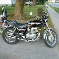 SHAFT DRIVE MOTORCYCLE WANTED