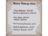 Mikinzi Makeup Artist