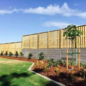 Retaining Wall Precast Sleepers and Steel Brisbane/GoldCoast Yatala Gold Coast North Preview