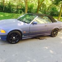 1999 BMW M3 Convertible/ urgent sale/ go lucky today