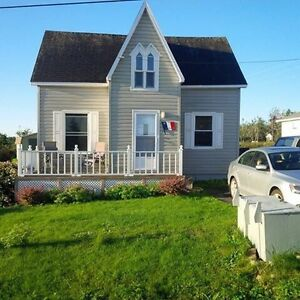 House for sale in beautiful Gabarus,Cape Breton with Ocean Views