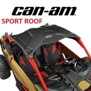 NEW CAN AM MAVERICK X3 SPORT ROOF 715002902 210899016 OEM BRP ATV VEHICLE OUTDOOR