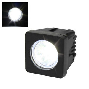 LLBTSLED0210W Aluminum Lights - 2.5-inch 1pc 10W LED 10W Black