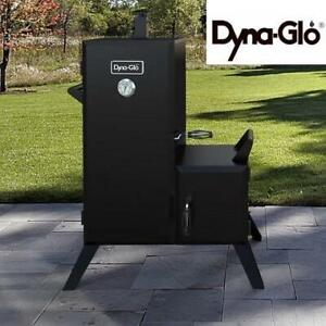 NEW DYNA-GLO CHARCOAL OFFSET SMOKER DGO1176BDC-D 252402353 SMOKEHOUSE FLAVOR FOOD COOKING OUTDOOR