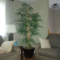 Large Artificial Bamboo Tree