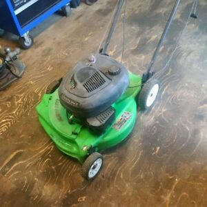 We buy not working gas , electric lawn mowers, snow throwers etc