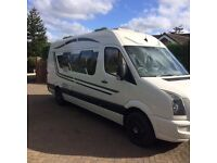 Motorhome hire at affordable prices (sleeps 2)