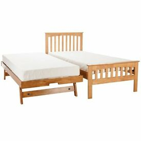 single bed and trundle