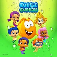 4 Tickets to Bubble Guppies, 2015-11-24 6:30 PM. $50/each OBO -D