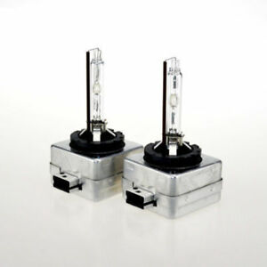 2PCS Xenon HID Headlight High Beam and Low Beam D3S 6000K
