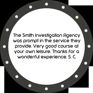 Private Investigator Training Course- With Jobs @ $2,200 Weekly Cornwall Ontario image 9