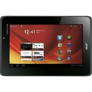 "New 7"" Acer Iconia Tab - Quadcore Android (Reg $250)"