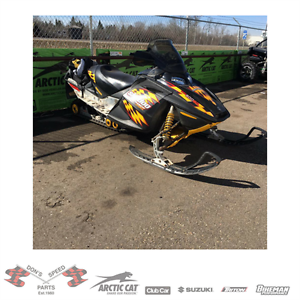 PRE-OWNED 2005 SKIDOO RENEGADE 800 @ DON'S SPEED PARTS
