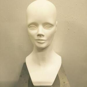 head/ mannequin/ display head/ jewelry head