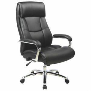 MONTECITO BONDED HIGH-BACK MANAGER & EXECUTIVE CHAIR