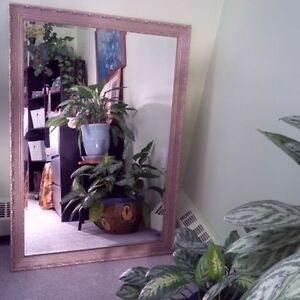 Vintage Gold Mirror- Reduced Price!