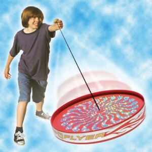 Brand New Flip N' Flyer Bungee Disc Toy - Very Fun!! Kitchener / Waterloo Kitchener Area image 2