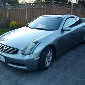 2003 Infiniti G35 Coupe (2 door)