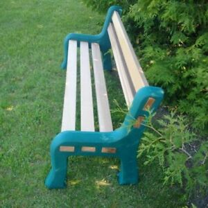 Poly Plastic benches Kitchener / Waterloo Kitchener Area image 5