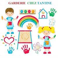 Garderie milieu familial T.Rivières OUEST  2 places disponibles