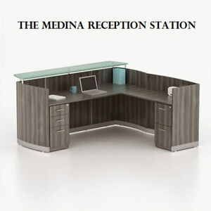 Reception Desks for all business and budgets
