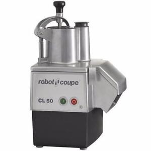 Robot Coupe CL 50 - Continuous Feed Food Processor - Low Price